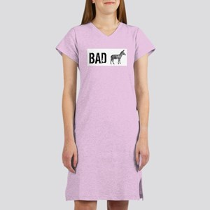 Bad Ass Women's Nightshirt